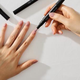 子供も一緒に楽しめる!自宅で簡単ジェルネイル 「塗って硬化するだけ」1ステップ、ペンタイプのはがせるジェル「チャームスティックジェル」が好評