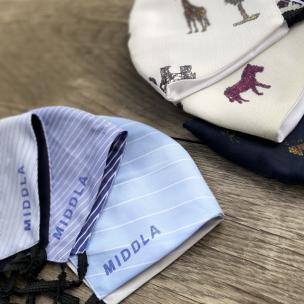 アパレルブランドMIDDLA(ミドラ)オリジナルマスク販売開始
