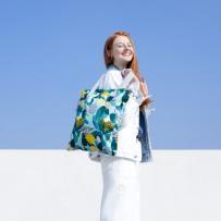 バッグブランドkipling (キプリング) からお買い物のお供に最適なエコバッグが続々登場